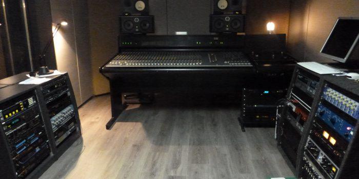 Hotwiel control room