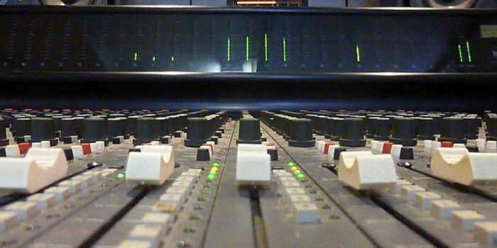 Faders up!